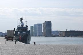 Antwerpen-Noord - dokken (2018)