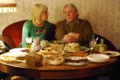 in Café Boekowski - taart (2018)