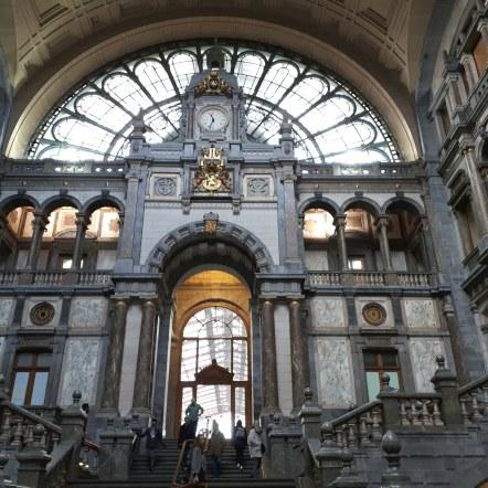 station Antwerpen (2018)