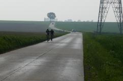 eindeloos fietsen (prov.Luik) 2018